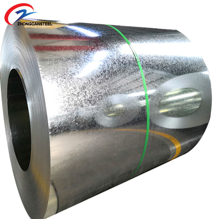 Made in China low carbon gi/gl zinc coated galvanized steel coil / sheet IC Part