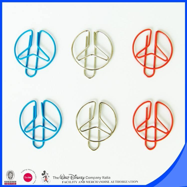 Автомобиль подарки элементы логотип металлической скрепки