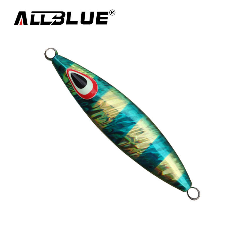 Wholesale Lead Fishing Baits Heavy Willow Leaves Metal Slow Fishing Lures Jigging Lure