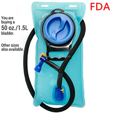 FDA approved hiking water bag