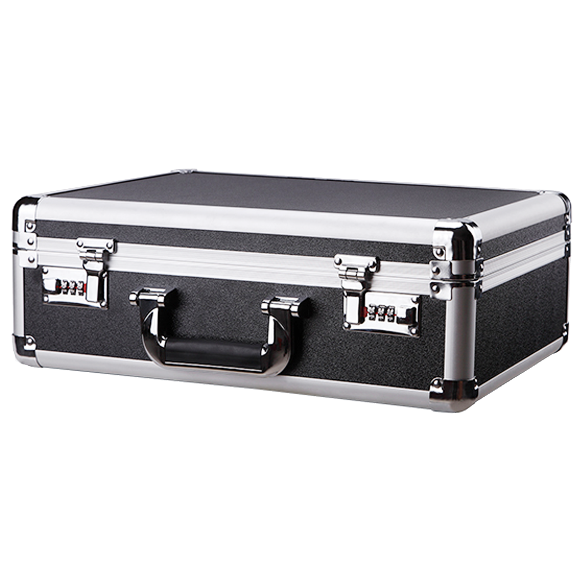 Low price portable aluminum billiard ball box snooker pool cue case