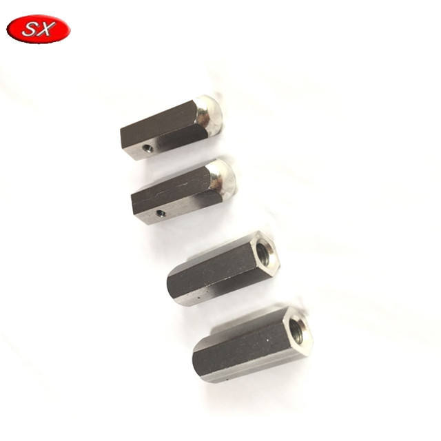 customized stainless steel 50mm hex nut