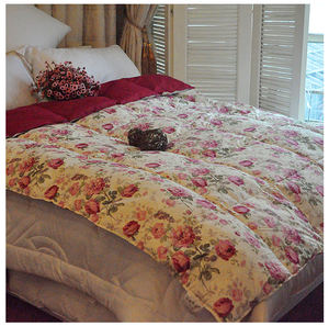 BS-0098 Home Textile Comfortable Natural Comfort Baby Crib Feather Printed Bedding Set