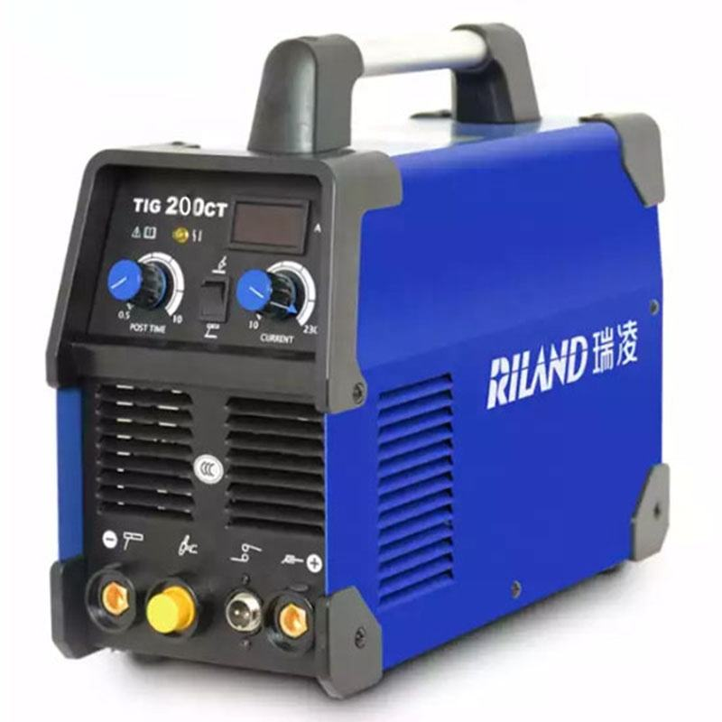 TIG 200 welding machine portable 220V voltage