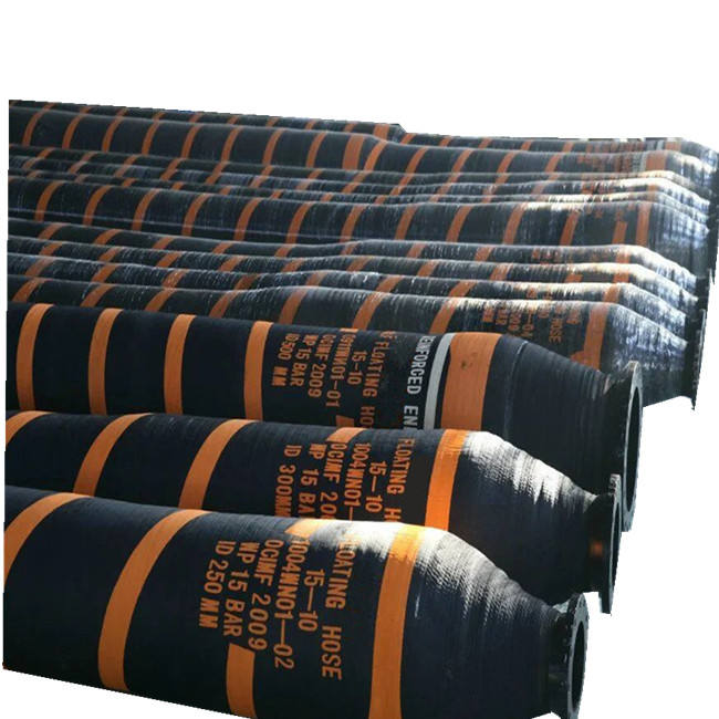 Floating offshore oil pipe/self-floating hose tube/High wear resistant high-tensile floating hose