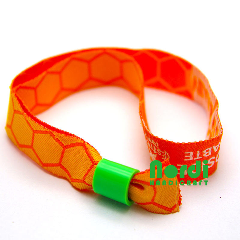 party supply one direction woven wrist band