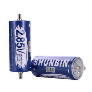 SHUNBIN super capacitor 2.85 V 3400F solar power system battery car audio capacitor 그라 펜 울트라