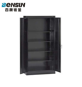 Factory price industrial sheet metal storage cabinet