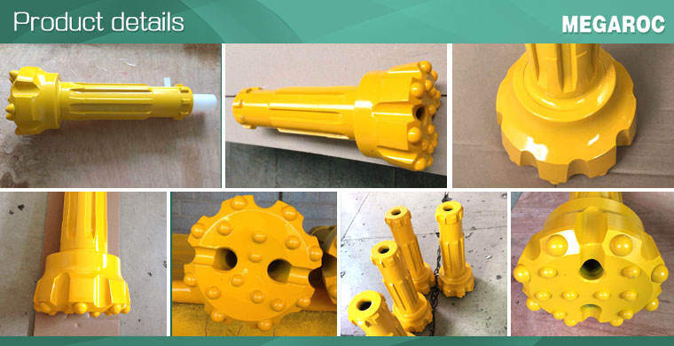 Tungsten Carbide Dth Drilling Rock Drill Bit