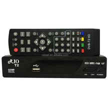 az america s810b tv receiver metal cover support CA USB linux tv box
