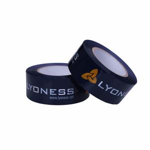 Wholesale strong OPP tape custom logo Clear LOGO printing Packaging Tape