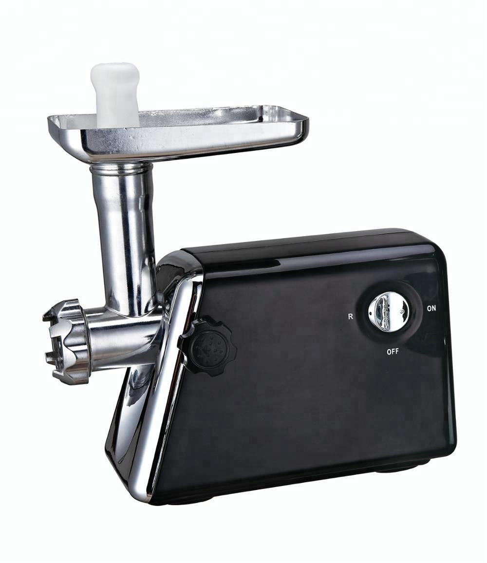 plastic meat grinder for home use