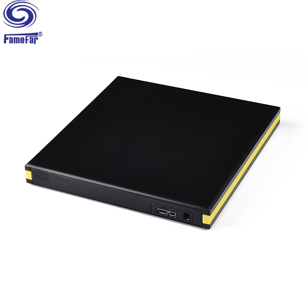 China factory supplied top quality External USB3.0 cd / dvd combo drive player reader usb 3.0 RW Burner Writer