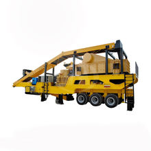 Big Brand Small Mobile Stone Jaw Crusher Machine Plant For Sale