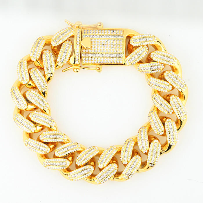 Wholesale Fashion Jewelry Heavy Latest Dubai 18K Gold Jewellery