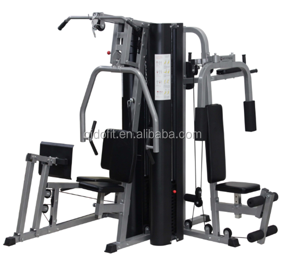 commercial gym equipment Multi-functions 10 Stations strength fitness equipment/multi-function stations exercise machine