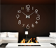Elegent Home Decoration Promotion saat Wall Clock
