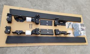 Electric running board for Ford Range Wildtrack
