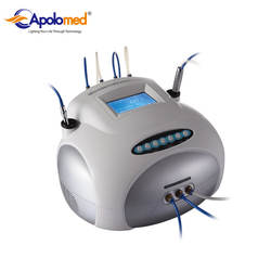 Crystal & diamond microdermabrasion acne scar treatment machine