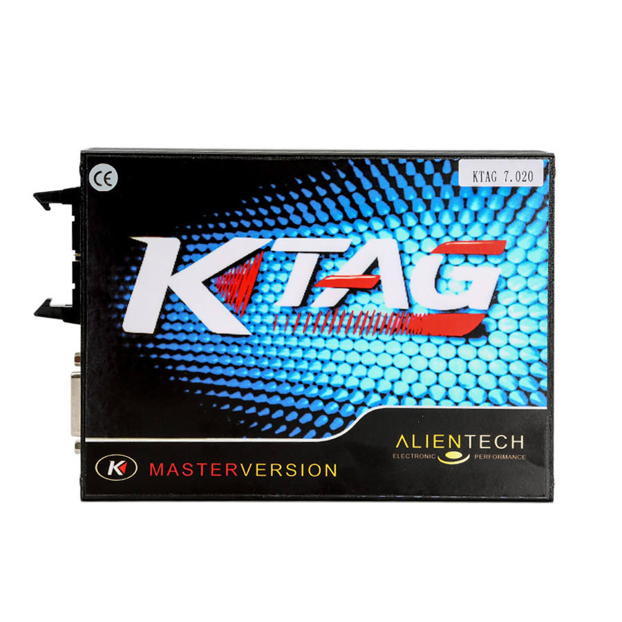 2017 Latest popular V2.23 KTAG ECU Programming Tool Firmware V7.020 KTAG Master Version