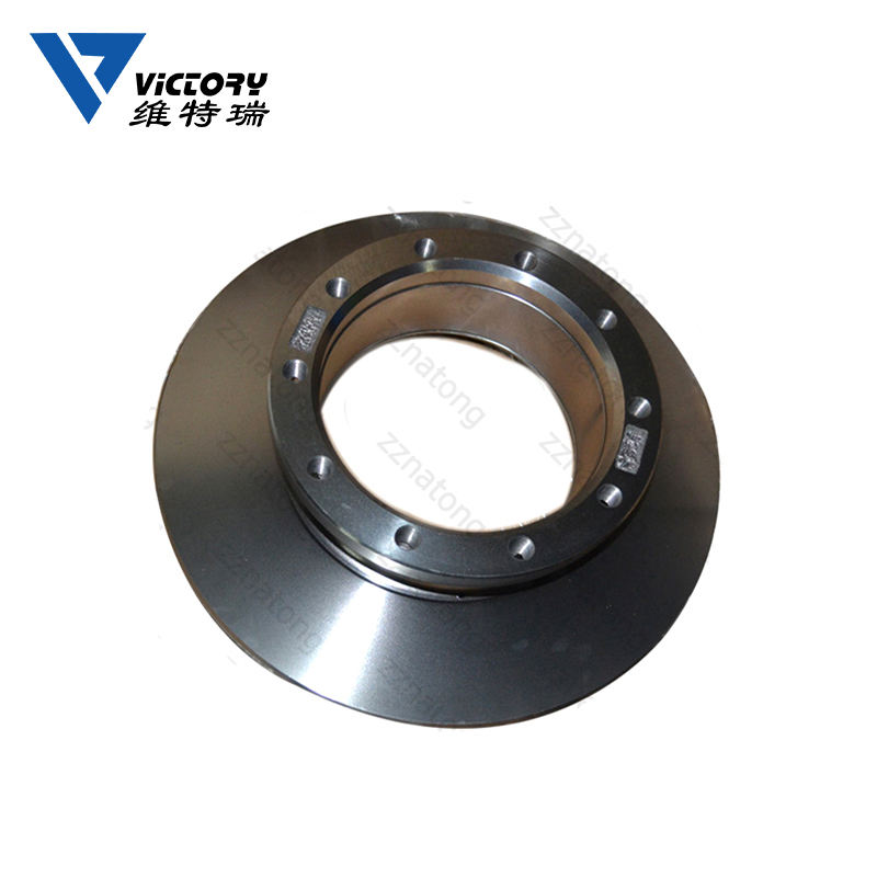 Kinglong Brake discs 3501-00114 Yutong Bus front Disc Brake discs