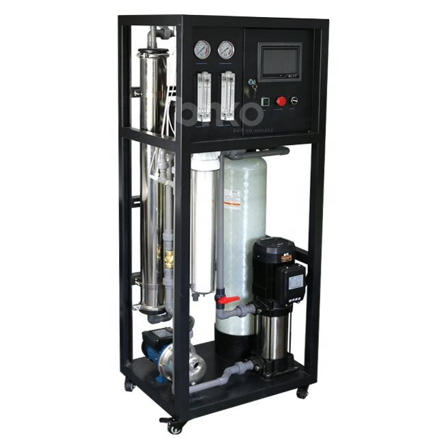 Commercial 1500GPD Water Reverse Osmosis Purification RO Machine
