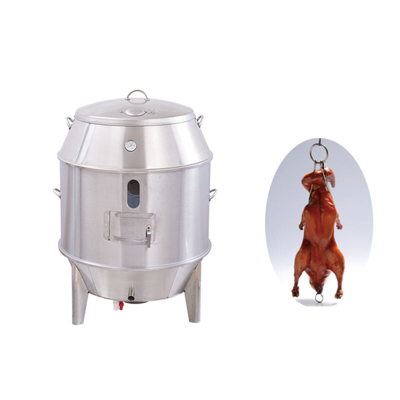 Aisan Market Kitchen stainless steel gas with lava lock Chinese duck roaster kuwait