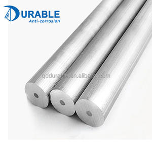 Standard potential AZ 31 magnesium alloy anode magnesium anode rod