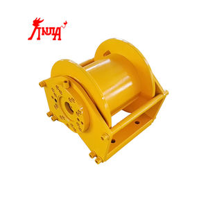 Planetary Gear free fall widely used hydraulic winch for 1 - 25 ton