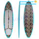 2017 new sand surfing board inflatable stand up peddle boards with great comfort