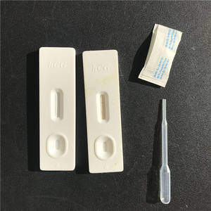 One-Step HCG Rapid Test Kits Pregnancy Test Cassette
