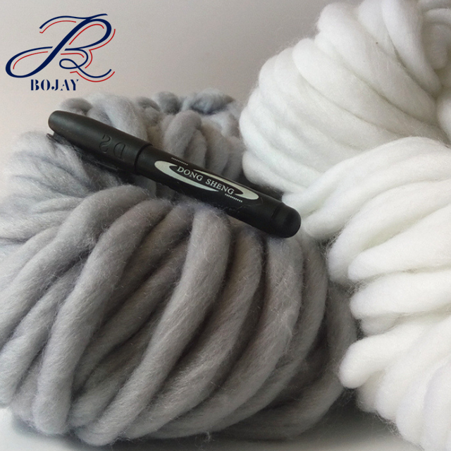 Iceland Wool 100% Polyester Super Bulky Chunky Giant Yarn For Arm Knitting Hand Knitted Blanket Scarves Crochet Knitting Yarn