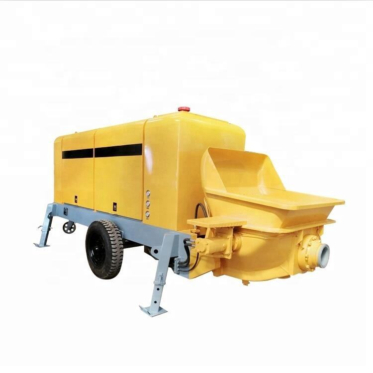 Concrete machinery Environmental Friendly Concrete Pumps,Concrete Pump Spare Parts HBTS20
