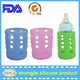 China Wholesale 120-240ml baby bottle cover & child water bottle with sleeves