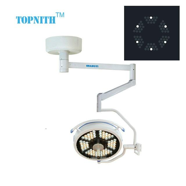 Buy Medical Equipment Portable Ceiling Hospital LED Light Operating Lamp with Shadowless Lighting