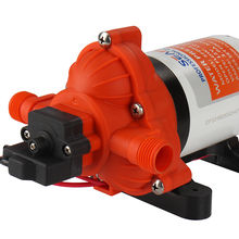 SEAFLO 33 series 11.6LPM/3GPM 12V electric 3 diaphragm pressure switch water pump with Boat and RV