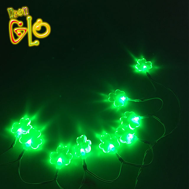 Bestseller Party Green Holiday LED Shamrock Lichterketten