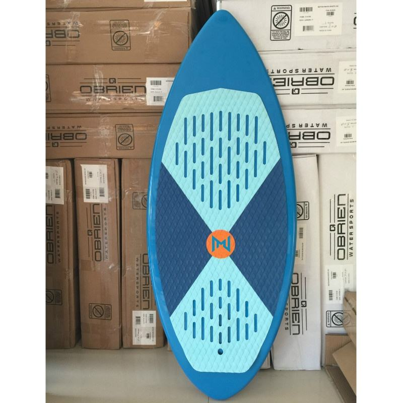 52inch Epoxy Skimboard with Compression Molding Technology