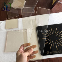 ceramic glass fireplace door/fireproof glass for fireplaces