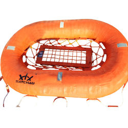 Orange Marine Plastic Life Float For Boat