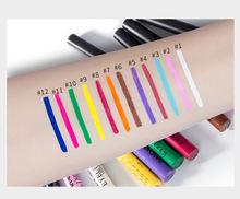 Pencil makeup glitter clear liquid Waterproof Eyeliner Supplier