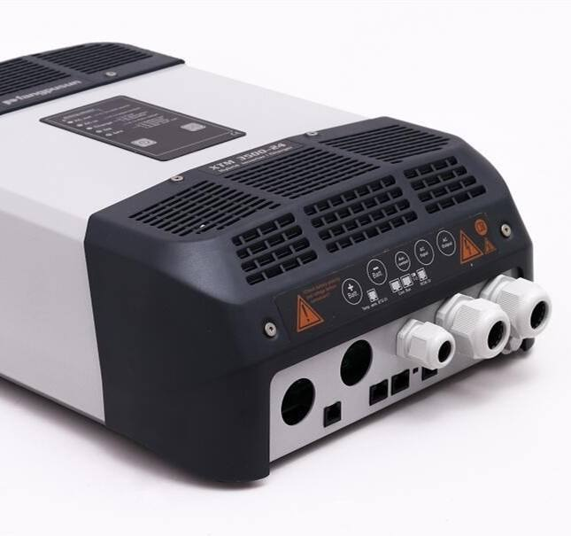 Fangpusun พลังงานแสงอาทิตย์ pure sine wave hybrid inverter แบตเตอรี่ charger 30A 50A 60A 70A 80A 90A 3000w 3500w 24V