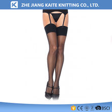 KT-02861 nylon stockings and garter belts