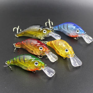 fishing tackle lure hard bait
