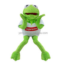 Kermit Plush Muppets sesame Frog cute stuffed plush toy