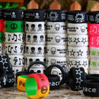 cheap vape band factory price decorating and protective silicone vape band silicone band for mech mod