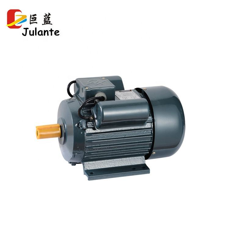 2.2 KW, 3 HP Single Phase Electric Motor 240V 2800 RPM One Phase Induction Motor 2 Pole NEW!!