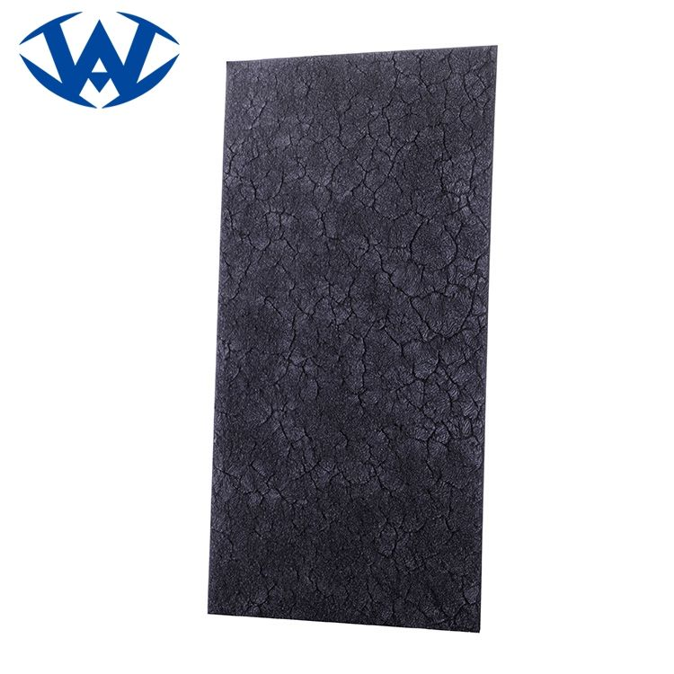 Black Outdoor Industry Thermosetting Hammer Tone Powder Coating Paint