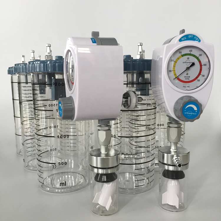 Hospital Wall mounted for medical vacuum regulator, ohmeda adapter vacuum regulator