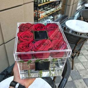 Znalezione obrazy dla zapytania: flowerbox  plexi rozette
